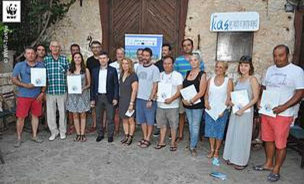 Doğa Dostu Turizm Projesi başladı