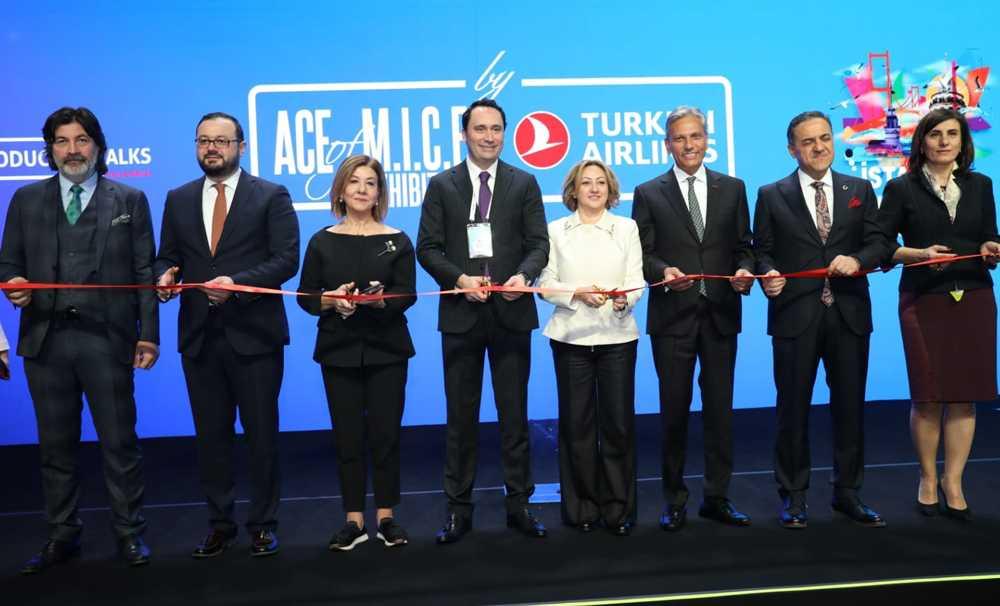 Dünya Mice Sektörü İstanbul'da Buluştu