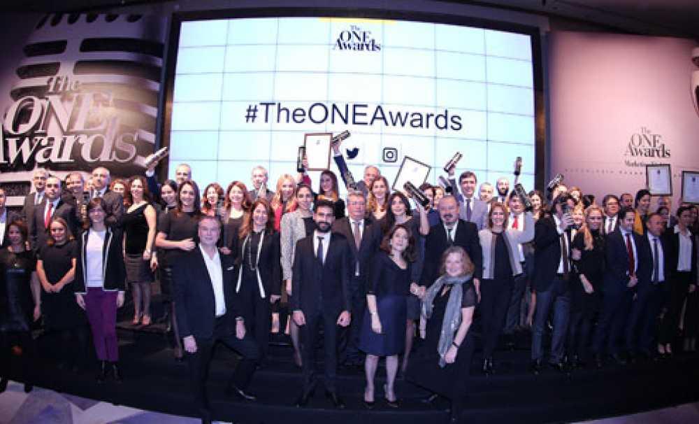 En çalışkan markalar The ONE Awards'ta ödüllerine kavuştu