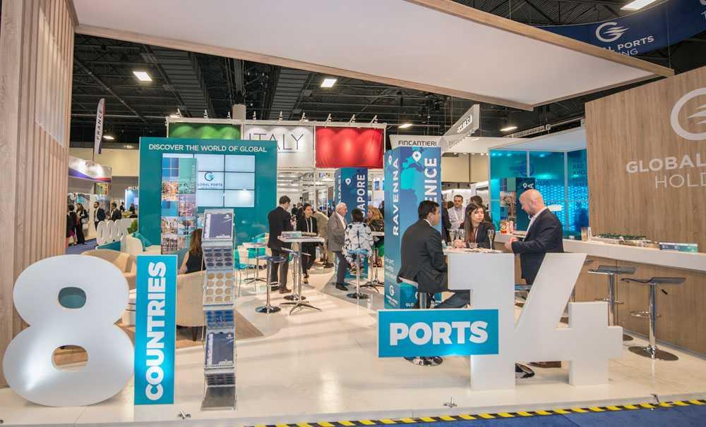 Global Ports limanları ödüle doymuyor