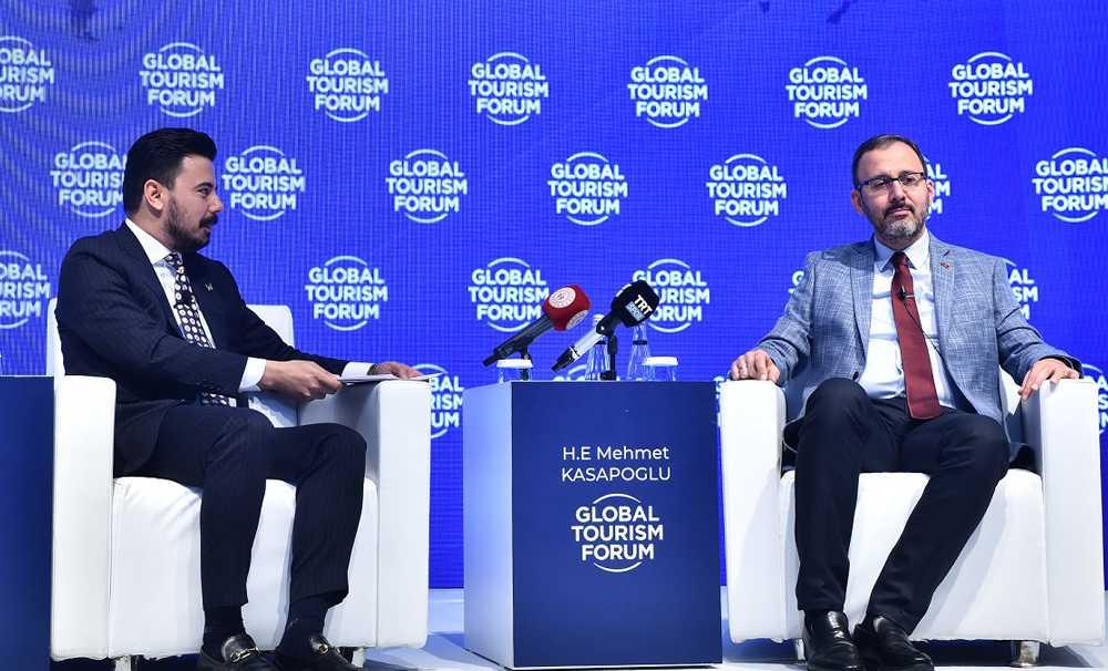 Global Turizm Forum İstanbul'da gerçekleşti
