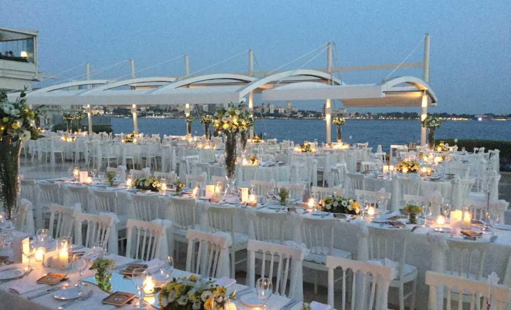 Hayallerinizin Düğünü Moda Deniz Kulübü'nde