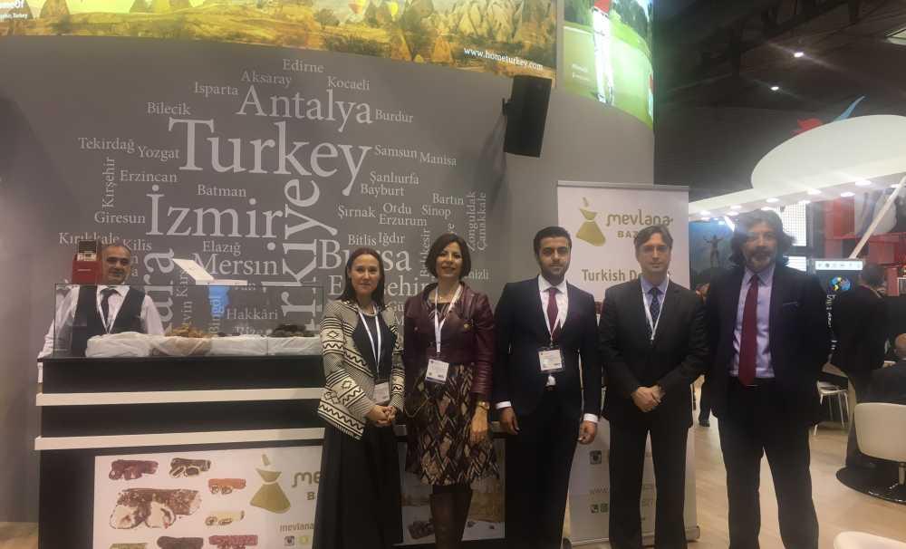 IBTM World Fuarı'nda ICVB'den Etkin İstanbul Tanıtımı