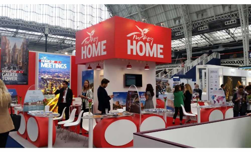 ICVB Kongre Sektörüne Tanıtım İçin The Meetings Show U.K.'de Yer Aldı