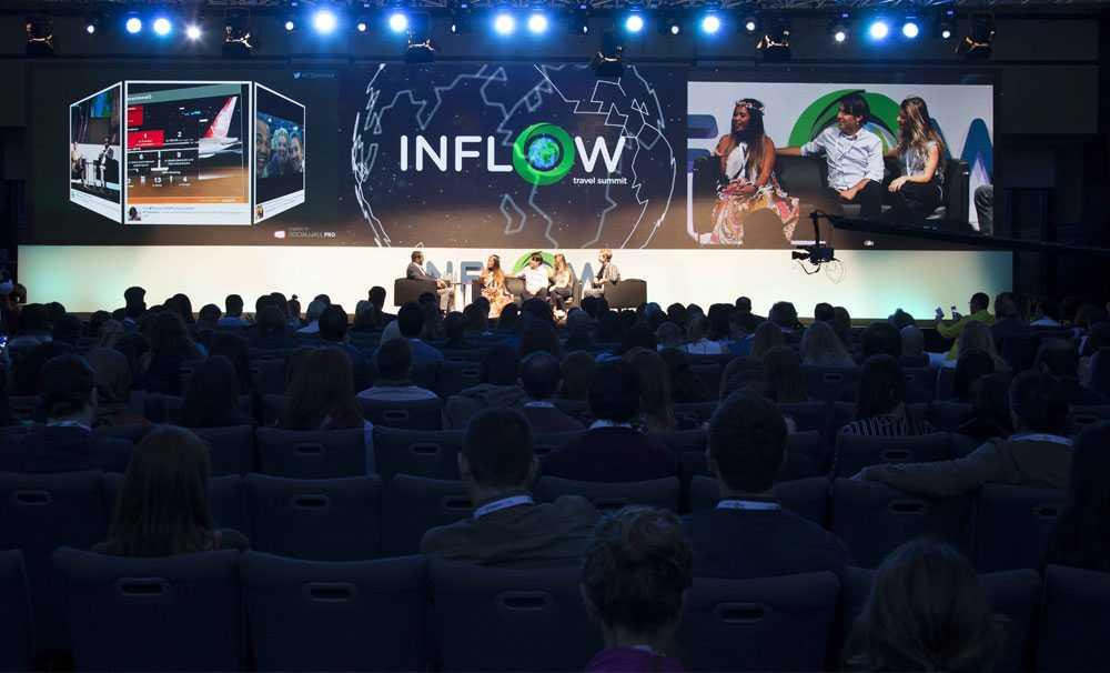 INFLOW Travel Summit 2017 İstanbul'da gerçekleşti