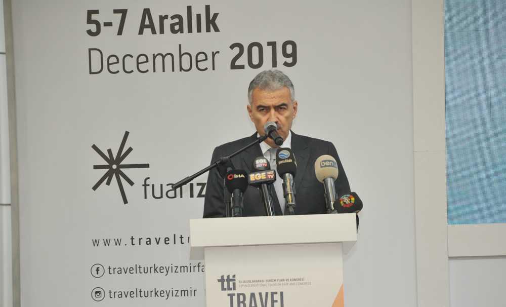 İzmir 1 milyon 180 bin turist ağırladı