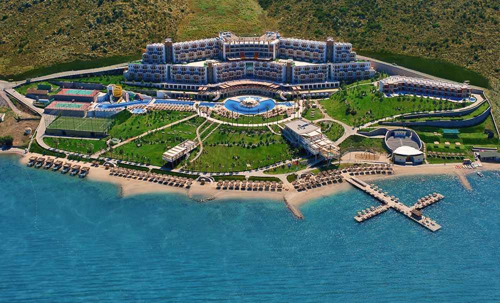 Kefaluka Resort Hotel Bodrum'u kongre turizmine açıyor