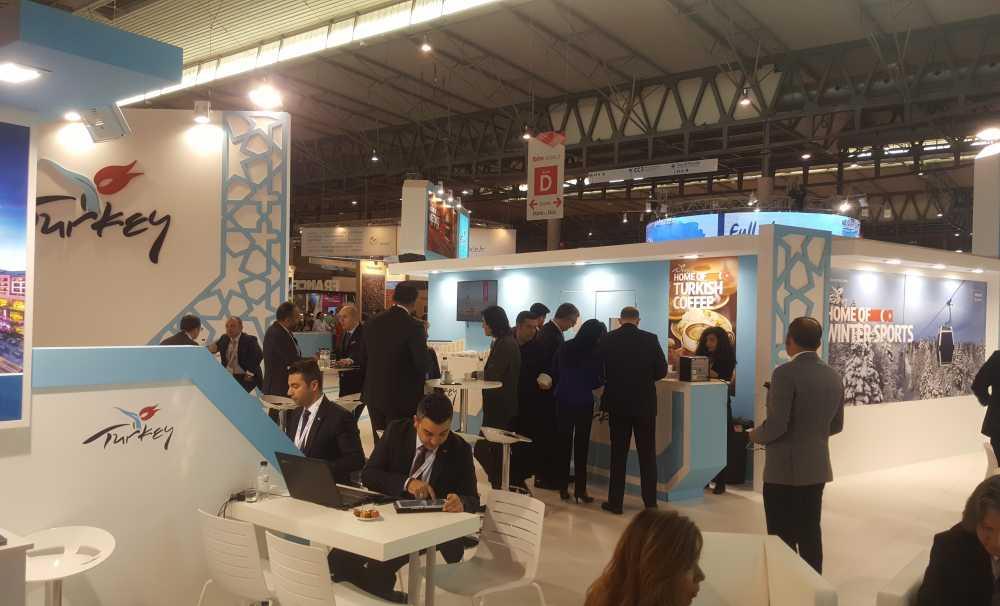 Kongre ve Toplantı Sektörü IBTM World Barselona Fuarı'ndan umutla dönüyor