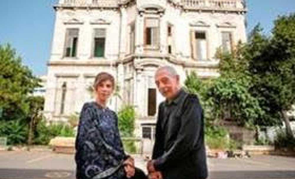 Mahmut Paşa Konağı'nda Dostlar Tiyatrosu