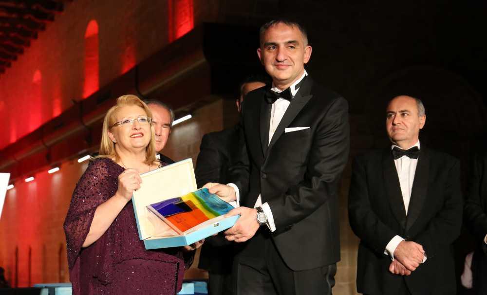 Murat Ersoy'a Turizm Forumu'ndan Ödül