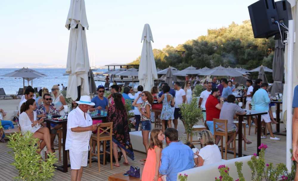 The Sands Beach Club'ta, Yaz Eğlenceleri Beach Party'ler ile Devam Ediyor!
