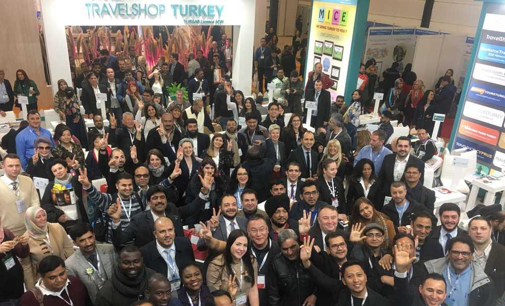 TravelShop Turkey Başarı Zincirini Büyütüyor