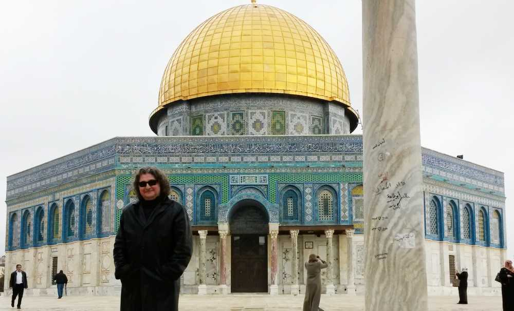 Tuluyhan Uğurlu'dan Ramallah'tan sonra İstanbul'da Kudüs konseri