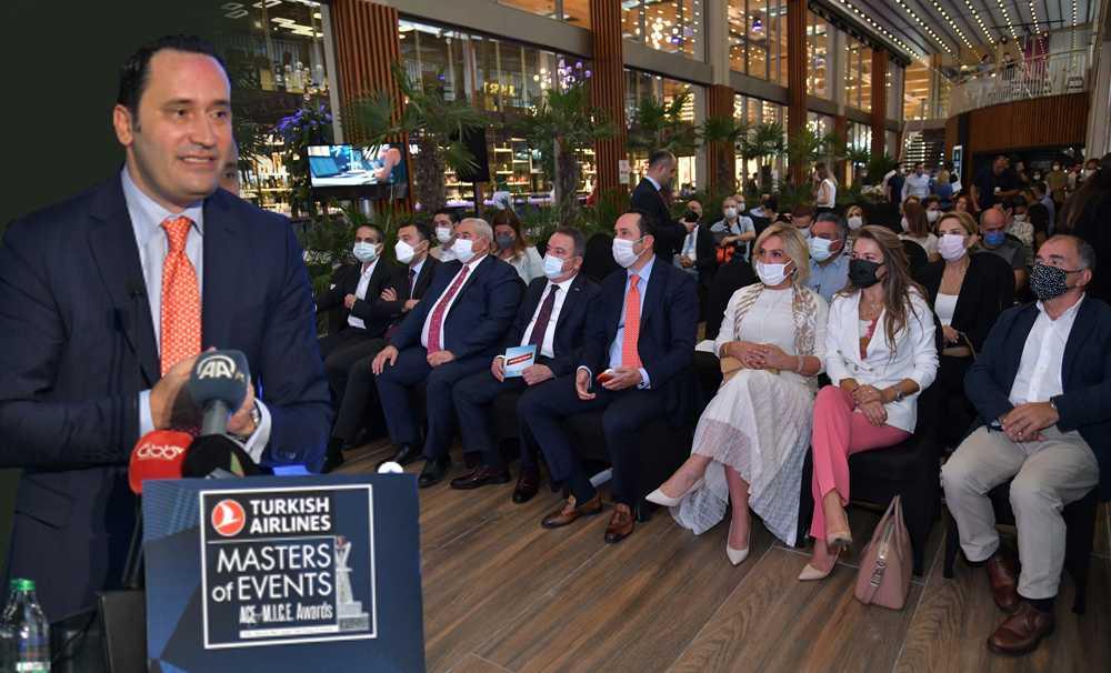 Turizm ve etkinlik sektörünün devleri ACE of M.I.C.E ile Antalya'da buluşacak