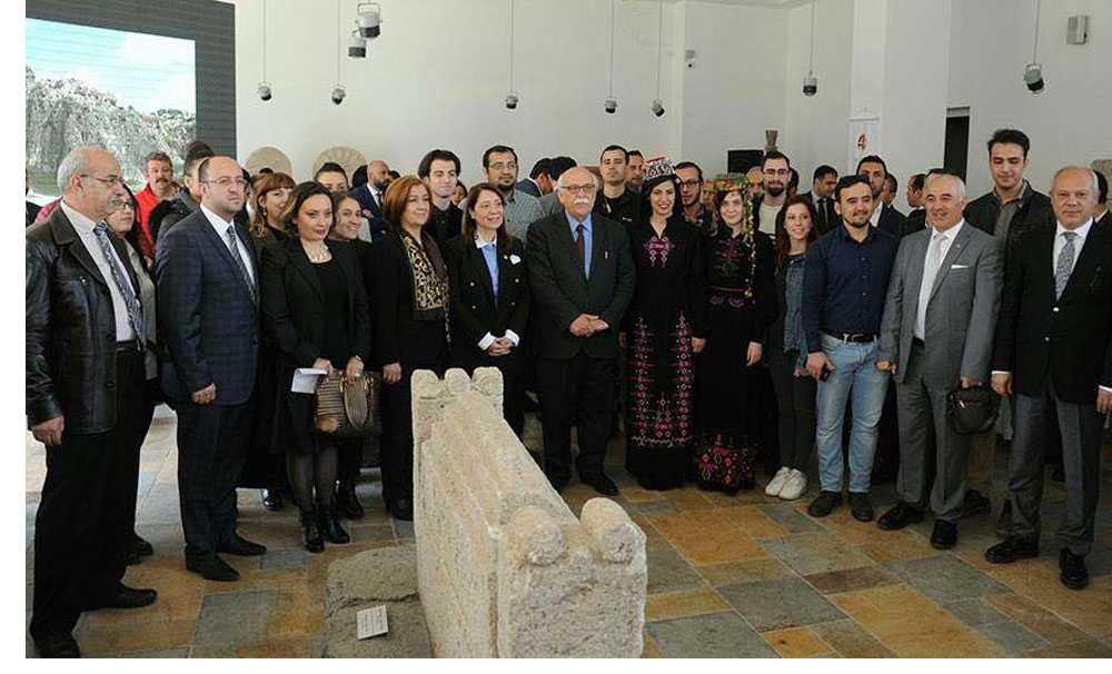 TÜROB turizm çalışanlarının ve halkımızın Turizm Haftası'nı kutluyor