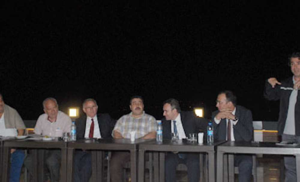 TÜRSAB Önderliğinde Siirt Turizmi masaya yatırıldı