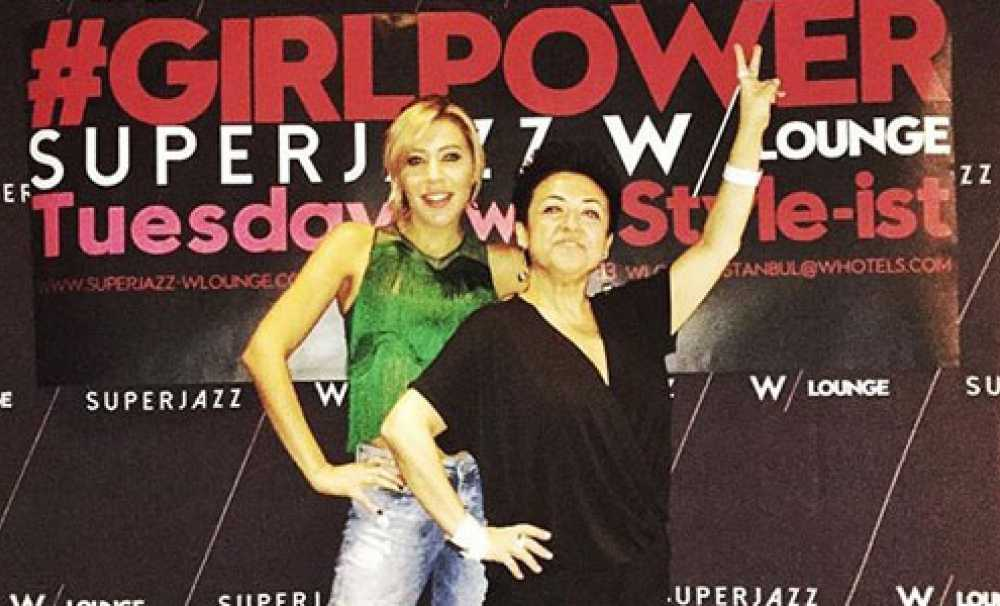 W İstanbul Superjazz  'Girl Power' ile Kızlar Eğlenceye Doyacak