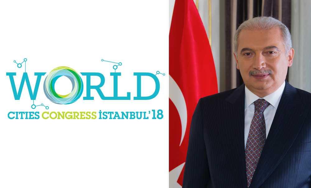 World Cities Congress İstanbul 18 Akıllı Şehir Dönüşümüne Öncülük Ediyor