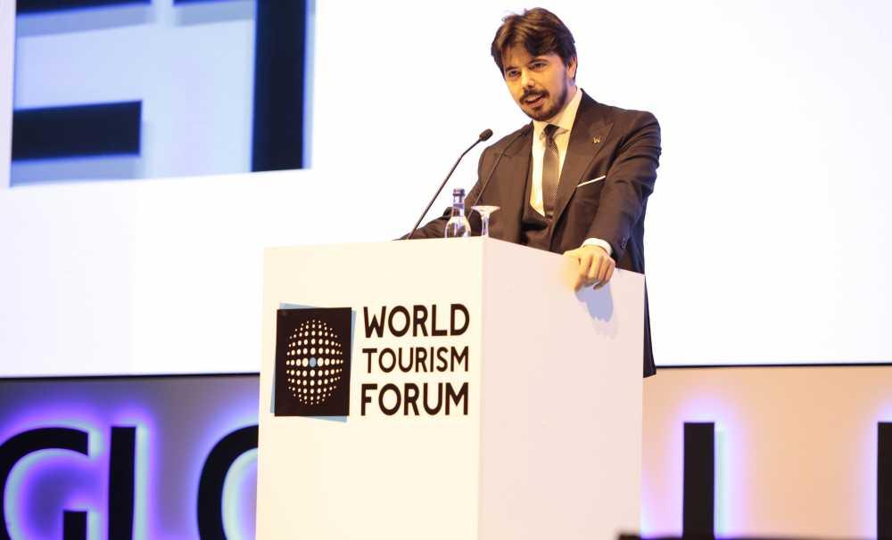 World Tourısm Forum 'Tourısm 100' ü açıklayacak
