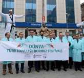 6. Dünya, Türk Havlu ve Bornoz Günü'ne Coşkulu Kutlama