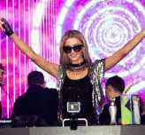 Paris Hilton'dan Kıbrıs'da Büyük Şov