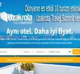 Uzakrota Travel Summit, Dünyanın En Etkili Turizm Etkinliklerinden Seçildi