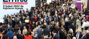 EMITT Fuarı, 9 Şubat 2022'de Kapılarını Açacak