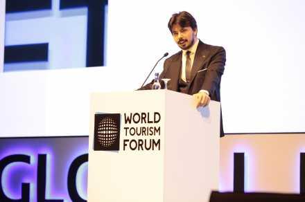 """Turizmin Davos'u """"World Tourısm Forum"""" Şubat Ayında İstanbul'da"""