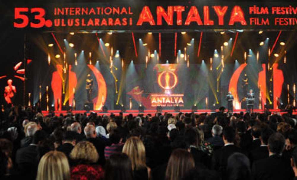 53. Uluslararası Antalya Film Festivali sinemaseverlerle buluşmaya hazırlanıyor