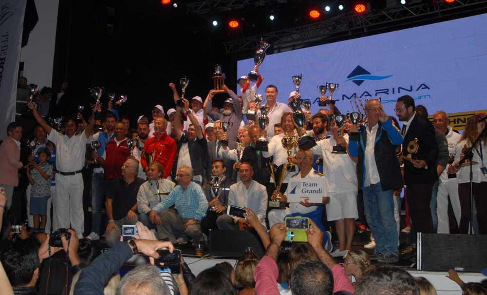 Bodrum'un Meşhur Sarı Yaz'ında The Bodrum Cup&Festival Başarıyla Yapıldı