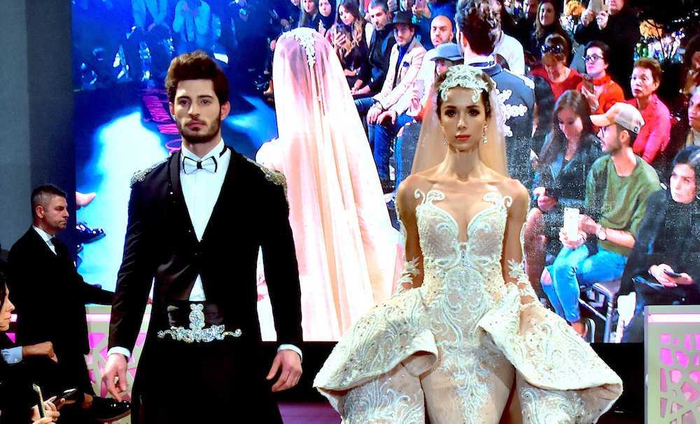 """Bu yılın düğün trendleri """"KALAMIŞ WEDDING FEST""""te görücüye çıktı"""