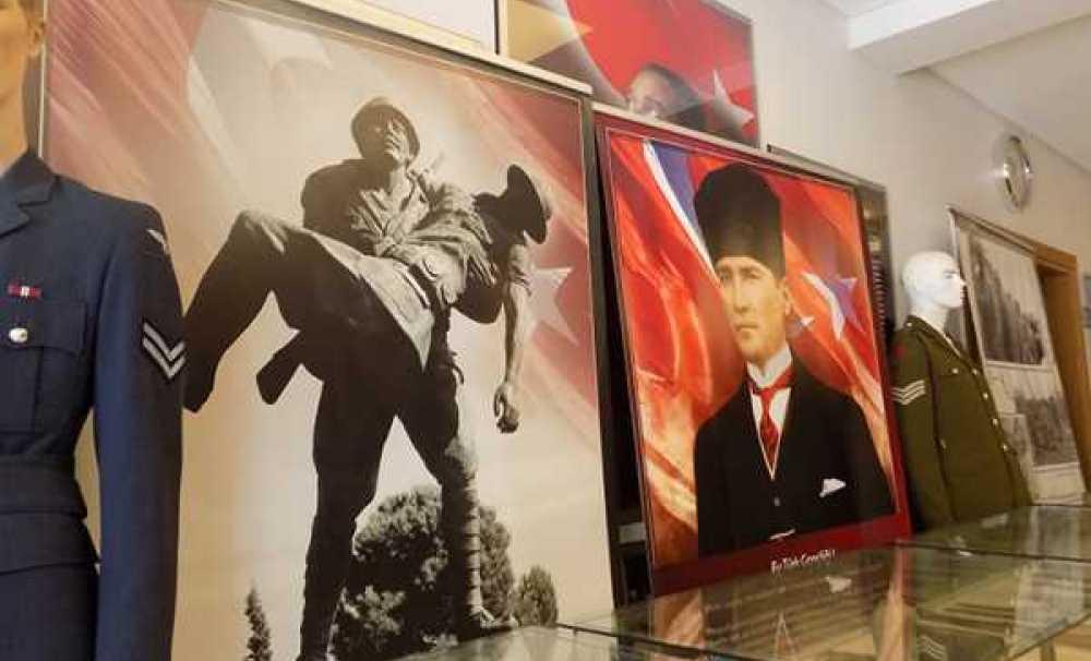 Çanakkale Müzesi ve Fotoğrafları Sergisi Optimum'da