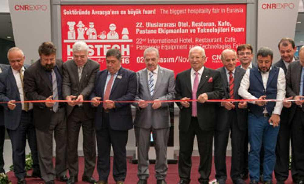 Hostech by Tusid CNR EXPO Yeşilköy'de gücünü gösterdi