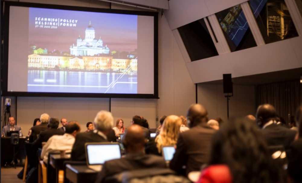 ICANN Helsinki Toplantısında Nokta İstanbul'un Başarısı Konuşuldu