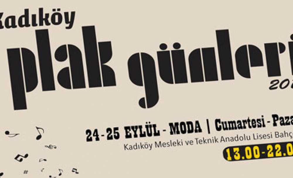 Kadıköy Belediyesi PlaKadıköy' | Kadıköy Plak Günleri düzenliyor