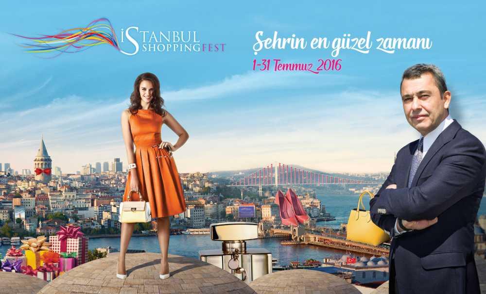 ShoppingFest, İstanbul'un enerjisini yükseltmeye devam edecek