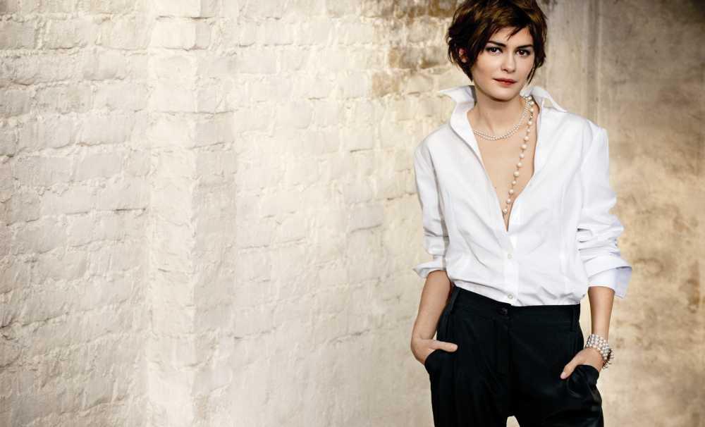 Sinemanın tatlı Amelie'si Audrey Tautou, Antalya'ya geliyor