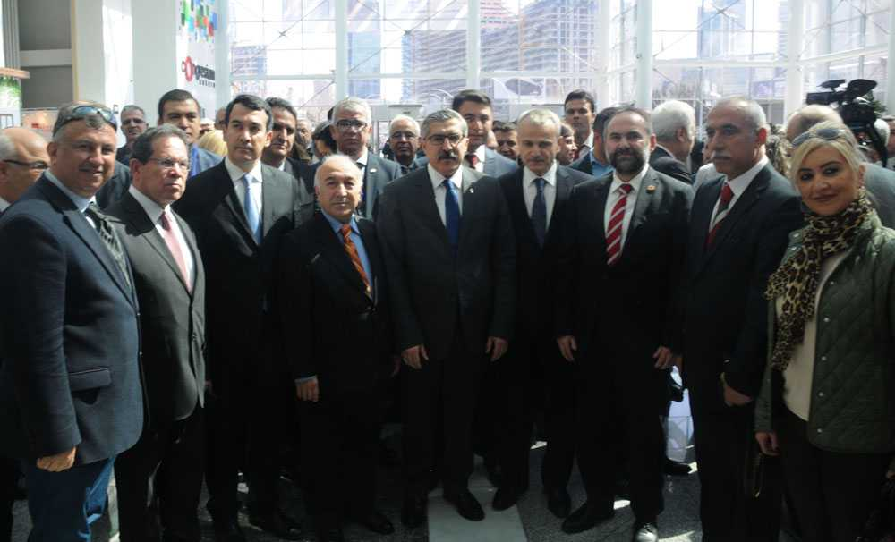 Travel Expo Ankara Fuarı başladı