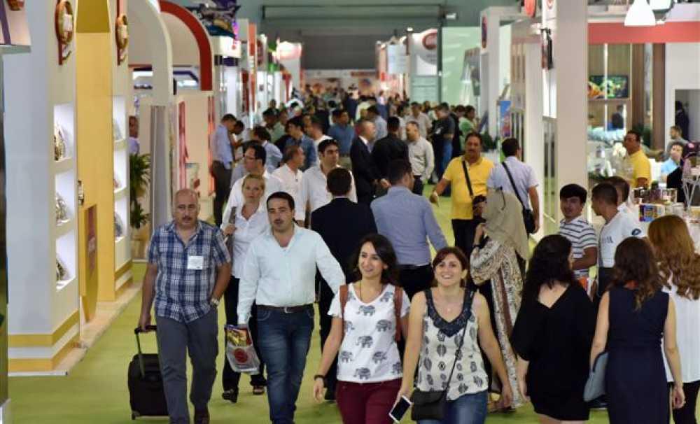 WorldFood Istanbul 1 - 4 Eylül'de İstanbul Fuar Merkezi, CNR Expo'da gerçekleşecek