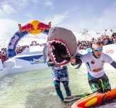 Red Bull Jump and Freeze, Erciyes Kayak Merkezi Tekir Kapı'da gerçekleşti