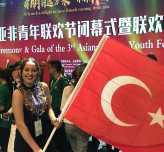 Türk öğrenciler,Çin'deki kültür elçilerimiz oldu