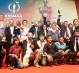 Uluslararası Antalya Film Festivali'nde ilk ödüller sahiplerini buldu