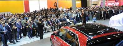Autoshow 2017'yi ilk 3 gün sonunda 101.278 kişi ziyaret etti