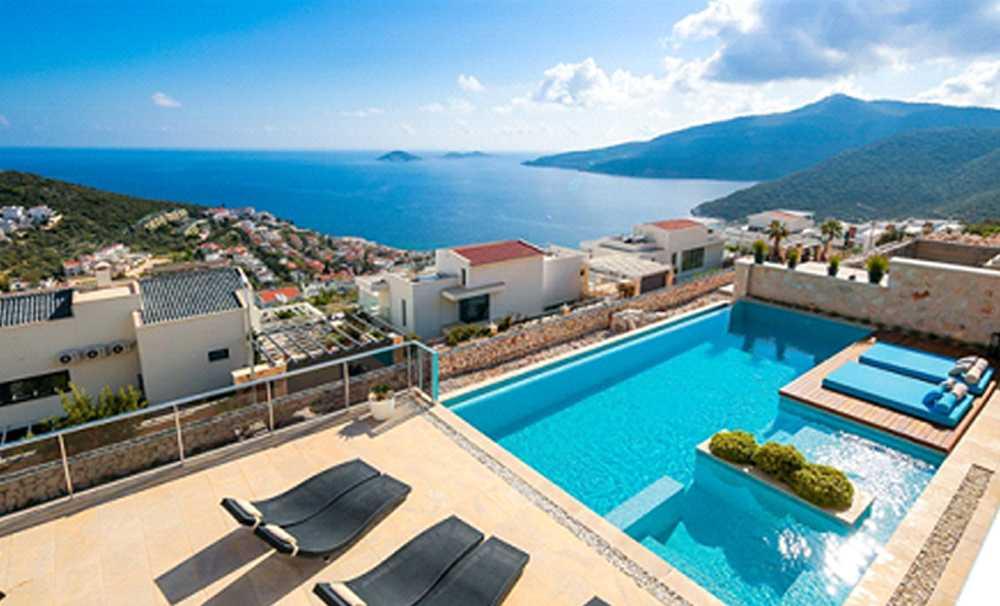Antalya Bölgesinde Villa Tatili