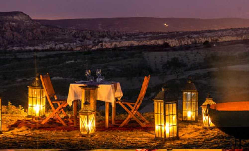 Bağ Bozumu Keyfini Museum Hotel İle Kapadokya'da Yaşayın!