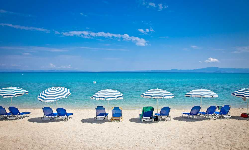 Bayramda  tatilciler Belek, Bodrum, Çeşme, Kuşadası ve Side'yi tercih etti