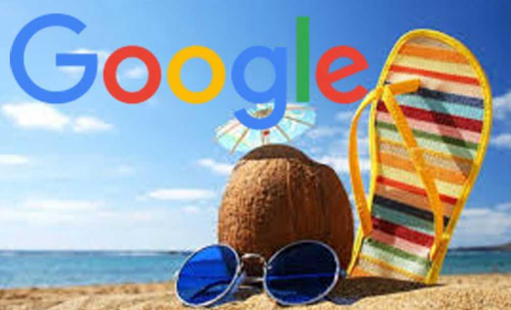 Google'a sormadan tatile çıkmıyoruz
