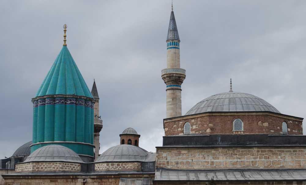 Hz Mevlana Haftasında Konya'da Şeb-İ Aruz Törenleri, Çatalhöyük  Ve Lezzetin Dünyası