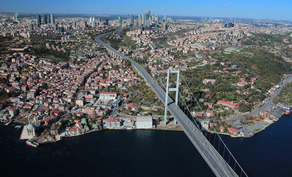 İstanbul'u Gökyüzünden Seyretmek: Paha Biçilemez
