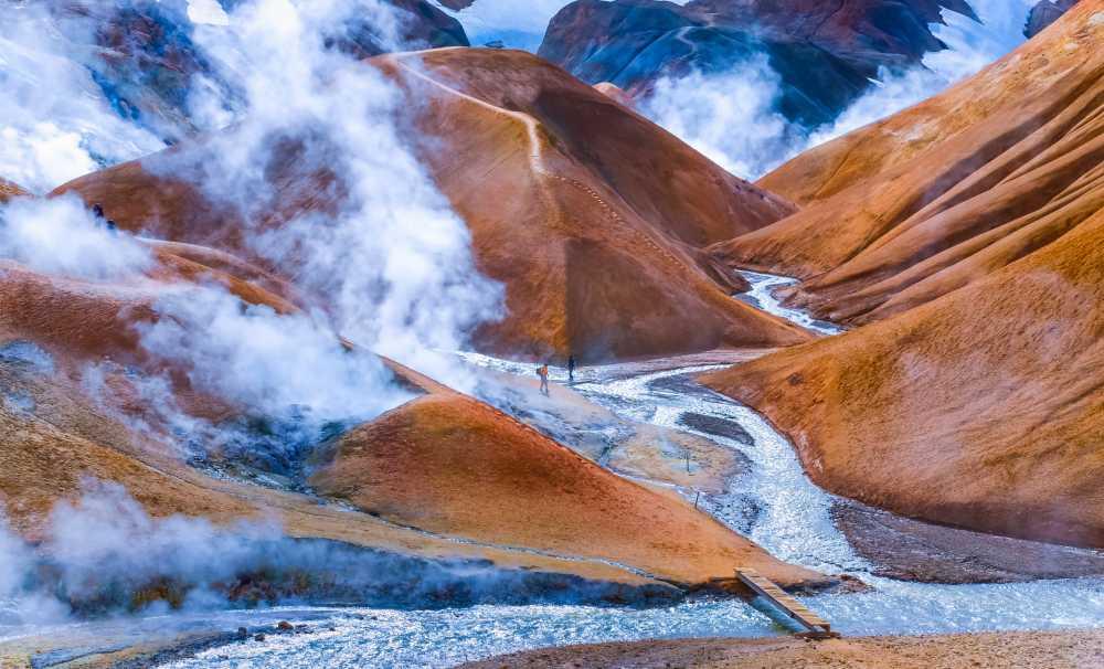 Kuzeyin cenneti İzlanda'ya unutulmaz bir seyahat